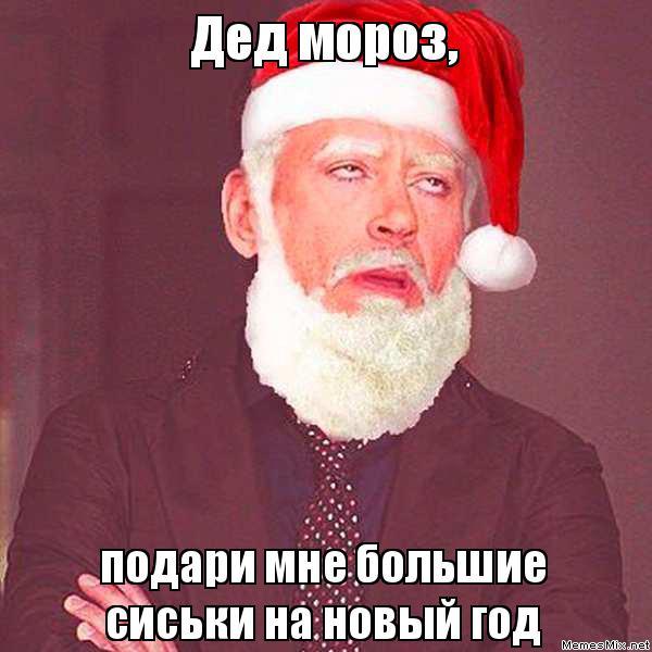 Встреча деда мороза в москве