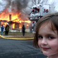 Девочка катастрофа