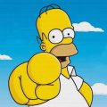 А ты Гомер Симпсон