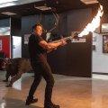 Илон Маск и Огнемет против Зомби апокалипсис