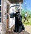 Смерть стучится в дверь