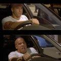 Вин Дизель и автомобиль