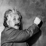 мем Альберт Эйнштейн
