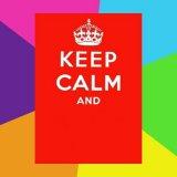 мем Keep Calm and