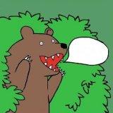 мем Медведь-шлюха