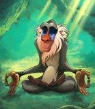 мем Мудрый йога