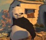 мем Панда с косыми глазами