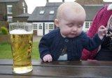 мем Пьяный Ребенок