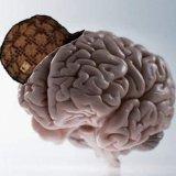 мем Подонок мозг