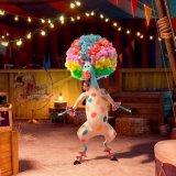 мем Зебра Марти в цирке
