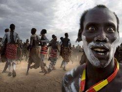 Африканский праздник