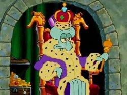 Царь Сквидвард