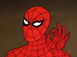 Человек-паук одобряет