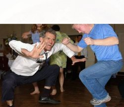 Давай, батя - Танцующий мужик