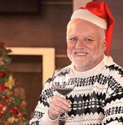 Дед Гарольд. Поздравление с Новым годом