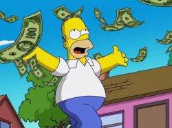 Если бы мне платили - Гомер Симпсон