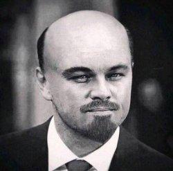 Леонардо Ди Каприо - Ленин