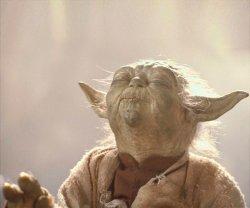 Мастер Йода - Я чувствую