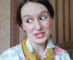 Ева Морозова - Реклама скайпа