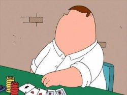 Питер Гриффин - Покер фейс