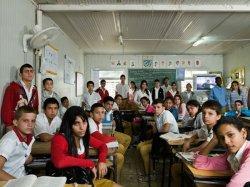 Скептический взгляд школьников