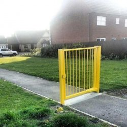 Супер безопасный забор