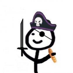 Теребонька пират