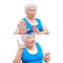 Типичная бабка - Против и За