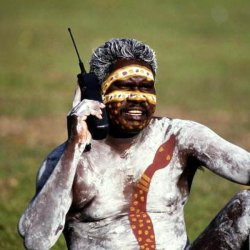 Взгляд аборигена