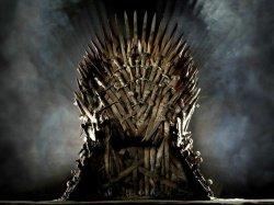 Железный Трон - Игра престолов